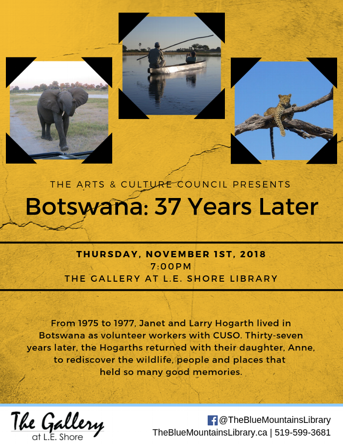 Botswana: 37 Years Later