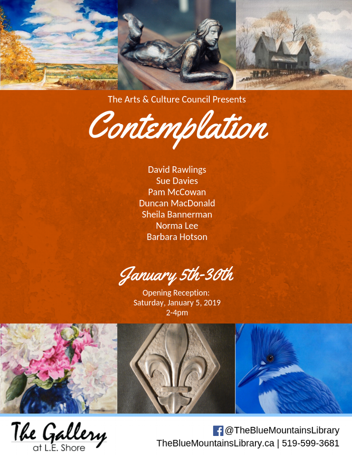 Contemplation: A Group Show