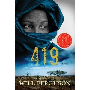 Review: 419 by Will Ferguson