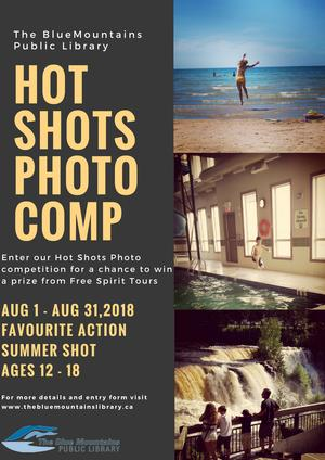Hot Shots Photo Competition