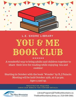 You & Me Book Club