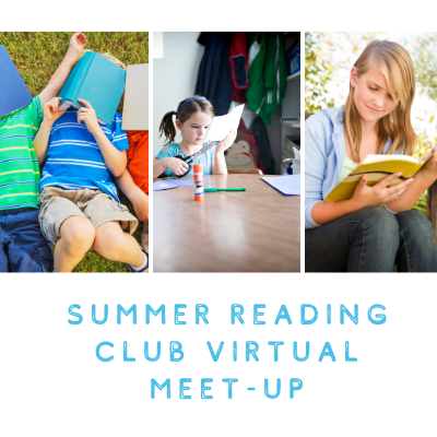 Summer Reading Club Virtual Meet-up: Monster Athletes