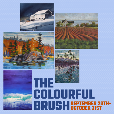 The Colourful Brush: The Marsh Street Artists