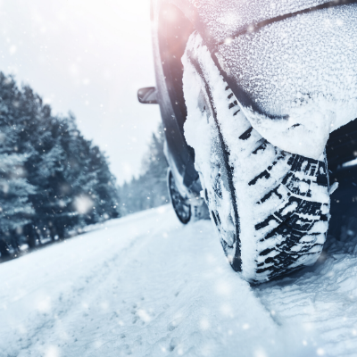 Winter Driving: New Territory for Seniors