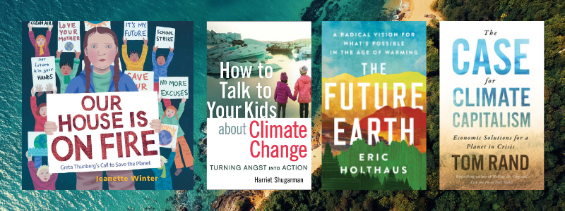 A Climate Change Reading List