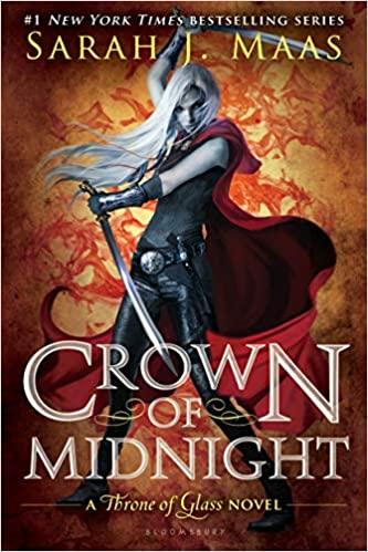 Teen Book Review: Crown of Midnight