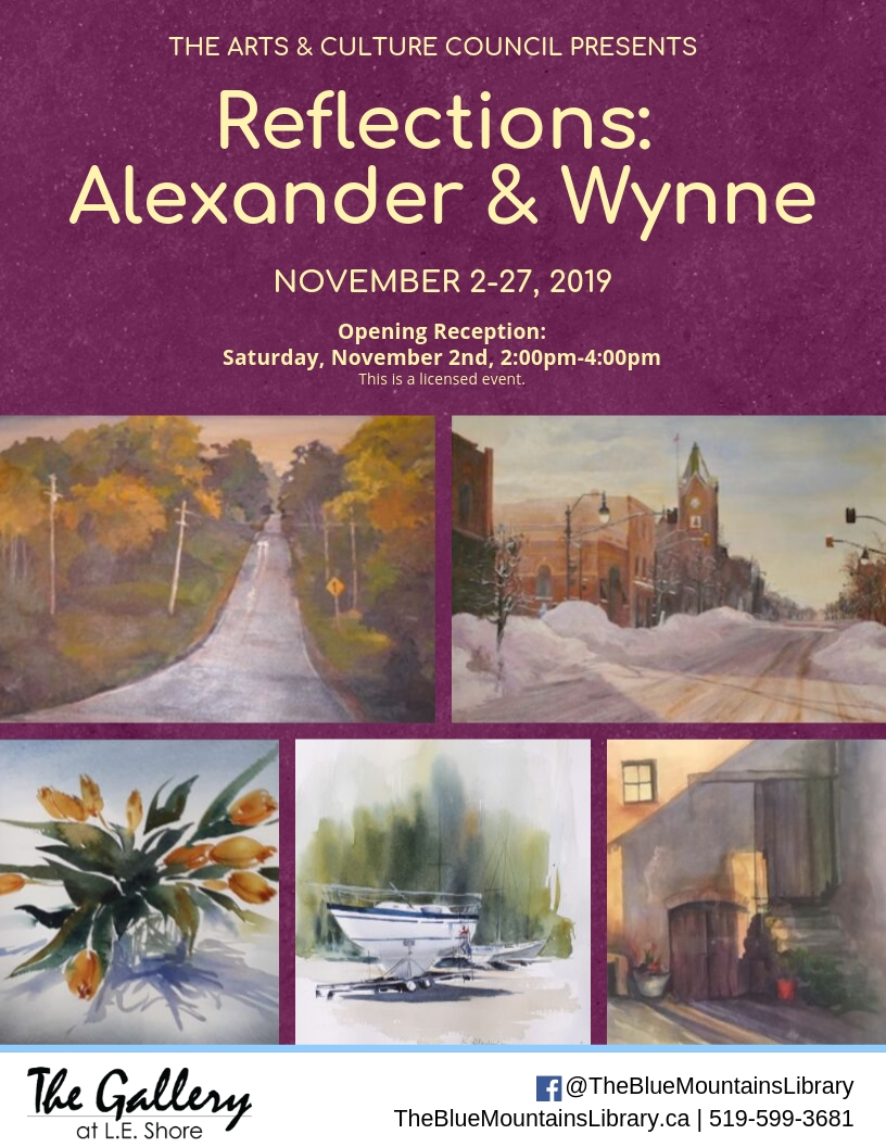 Reflections: Alexander and Wynne