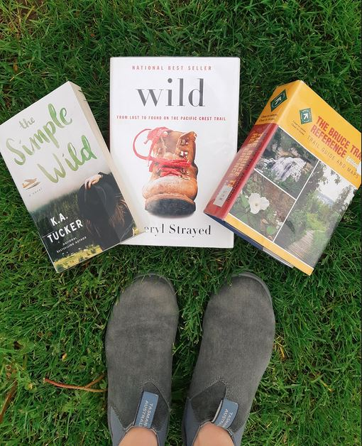 Head for the Hills: books to inspire outdoor adventure!