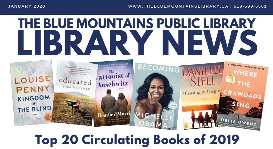 Library News, January 2020