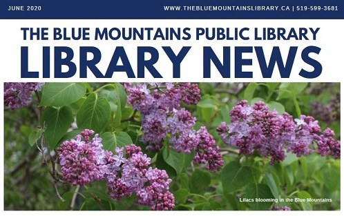 Library News, June 2020: Curbside Pickup