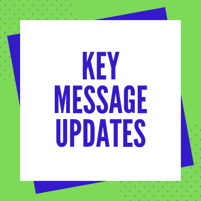 Key Messages of the Month-July 2019