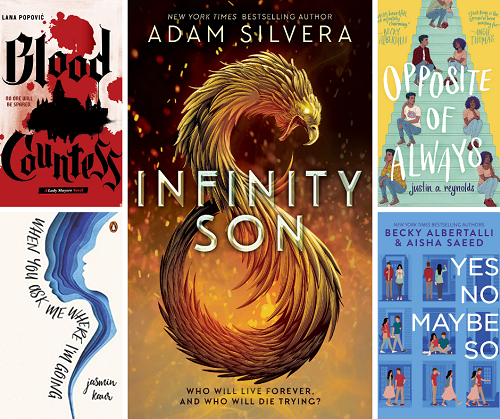 Young Adult Books You Won't Want to Miss