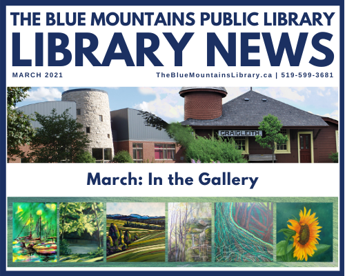 Library News, March 2021