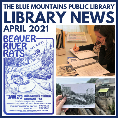 Library News, April 2021