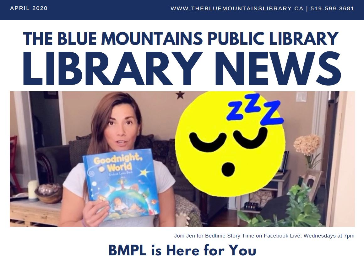 Library News, April 2020