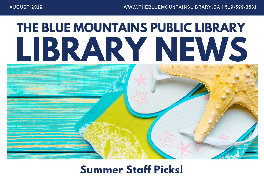 Library News, August 2019